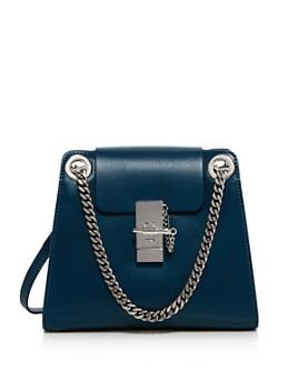 Chloé - Annie Small Leather Shoulder Bag