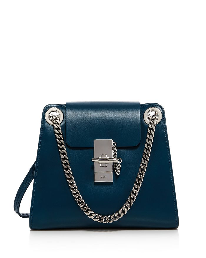 Chloé - Annie Small Leather Shoulder Bag