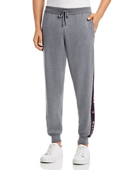 Bally - Logo-Stripe Merino Wool Sweatpants