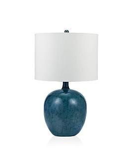 JAlexander - Surfside Tye Dye Gourd Table Lamp