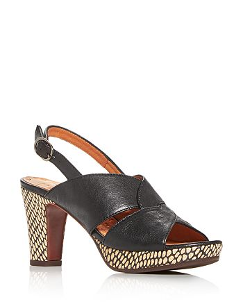 Chie Mihara - Women's Eskol Slingback Platform Sandals