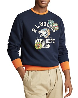 Polo Ralph Lauren - Fleece Graphic Sweatshirt
