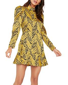 Rahi - Sophie Tigress Mini Dress