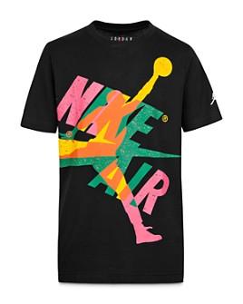JORDAN - Boys' Nike Air Jumpman Graphic Tee - Big Kid