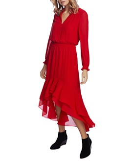1.STATE - High/Low Maxi Dress