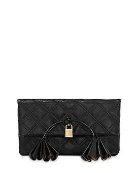 MARC JACOBS - The Leather Clutch