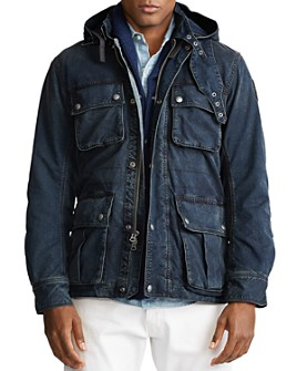 Polo Ralph Lauren - Naval-Inspired Denim Jacket