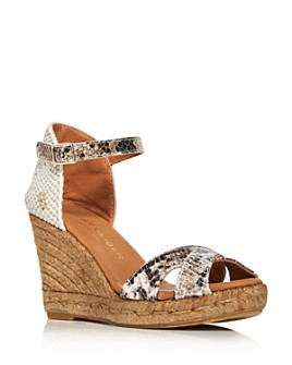 Kurt Geiger - Women's Leona Wedge Espadrille Sandals