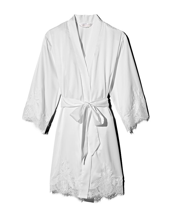 Homebodii - Olivia Satin Robe