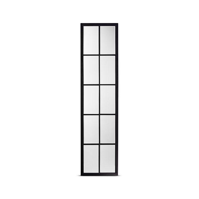 Bloomingdale's - Linear Metal Grid Mirror