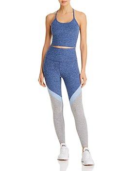 Beyond Yoga - Space-Dye Crop Top & Leggings