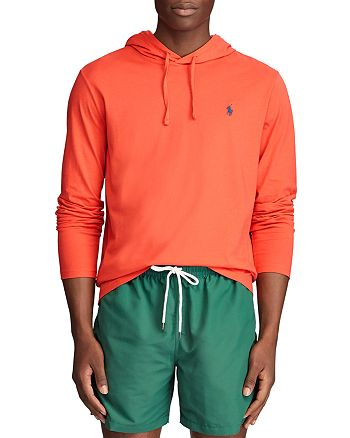 Polo Ralph Lauren - Long-Sleeve Hooded Tee