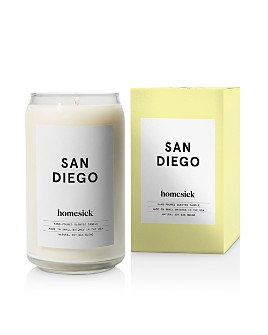 Homesick - San Diego Candle