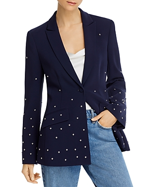 Cinq a Sept Estelle Studded Blazer