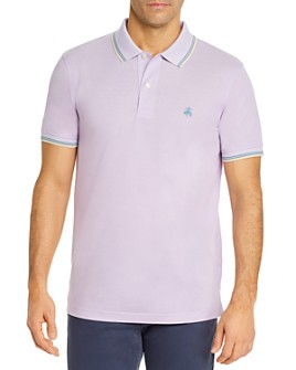 Brooks Brothers - Tipped Oxford Slim Fit Polo Shirt