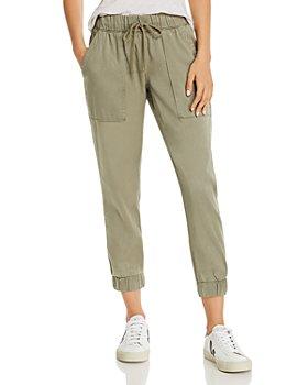 Bella Dahl - Patch Pocket Jogger Pants
