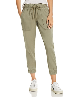 Patch Pocket Jogger Pants