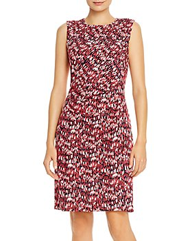 NIC and ZOE - Bright Burst Twist Dress