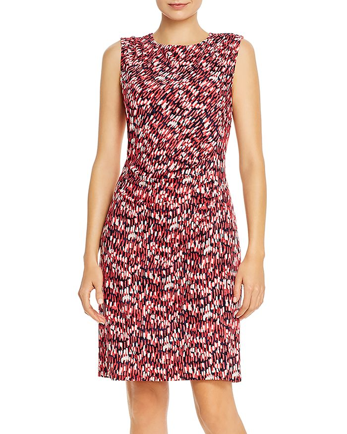 NIC and ZOE - Bright Burst Twist Dress