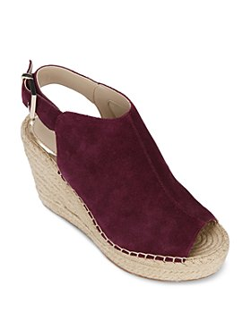 Kenneth Cole - Women's Olivia Wedge Espadrille Sandals