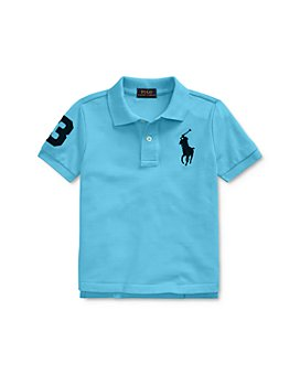 Ralph Lauren - Boys' Classic Fit Mesh Polo Shirt - Little Kid
