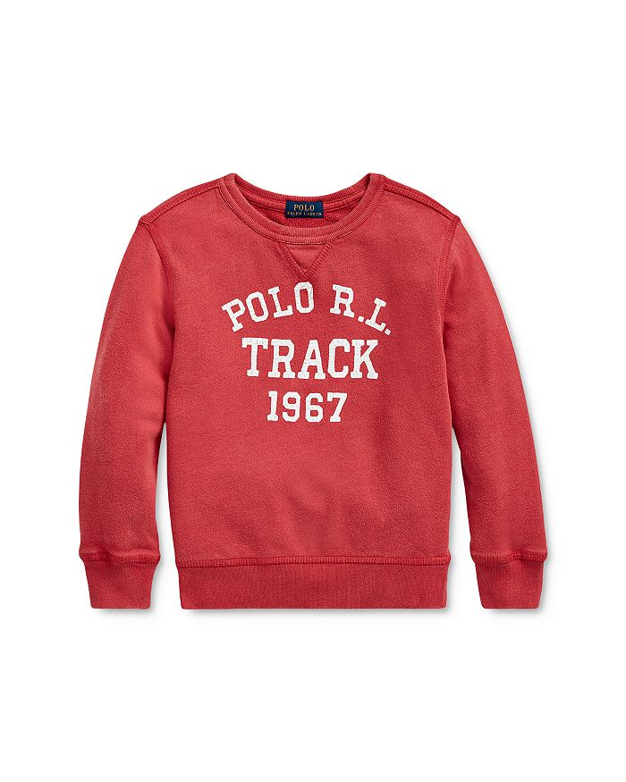 Ralph Lauren - Boys' Graphic Sweatshirt - Big Kid