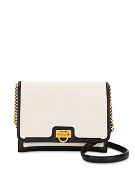 Salvatore Ferragamo - Gancino Square Kuban Crossbody