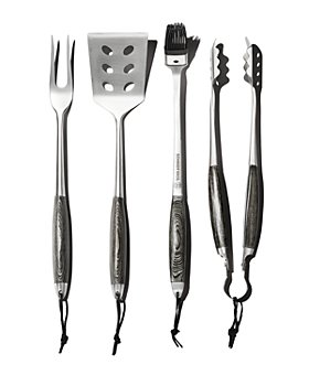 Schmidt Brothers - BBQ Ash 4-Piece Grill Set
