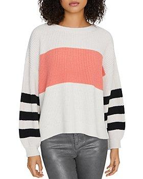 Sanctuary - Playful Striped Sweater