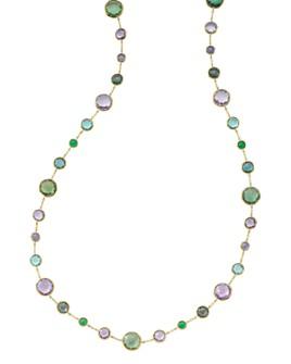 """IPPOLITA - 18K Yellow Gold & Multi-Gemstone Lollipop Lollitini Necklace, 36"""""""