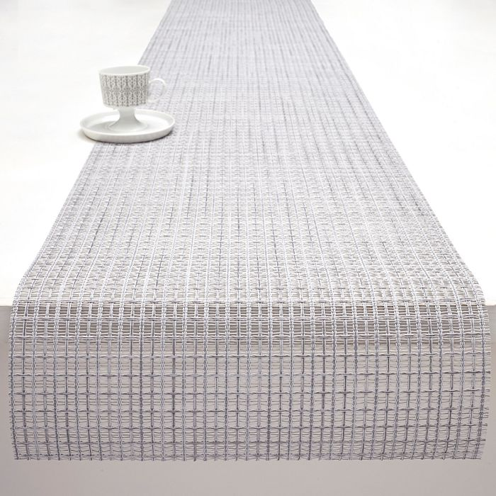 """Chilewich - Thistle Table Runner, 72"""" x 14"""""""