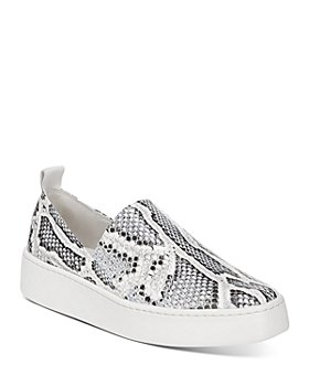 Vince - Women's Saxon 2 Slip On Platform Sneakers
