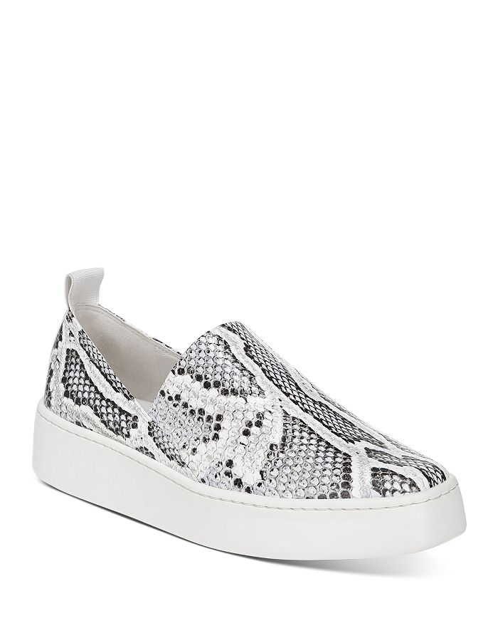 Vince - Women's Saxon 2 Slip On Platform Sneakers