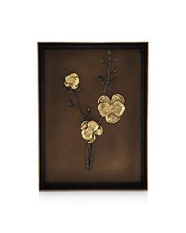 Michael Aram - Golden Orchid Shadow Box
