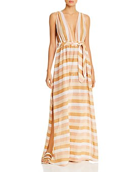 Ramy Brook - Roma Maxi Dress Swim Cover-Up