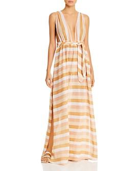 Ramy Brook - Roma Maxi Dress Swim Cover-Up