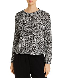 Eileen Fisher - Organic Cotton Top - 100% Exclusive