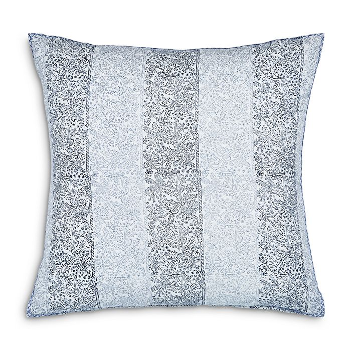 "John Robshaw - Geruka Decorative Pillow, 22"" x 22"""