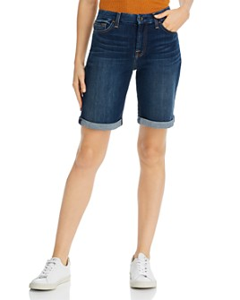7 For All Mankind - Bermuda Shorts in Providence