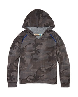 Vintage Havana - Girls' Camo Print Hoodie - Big Kid