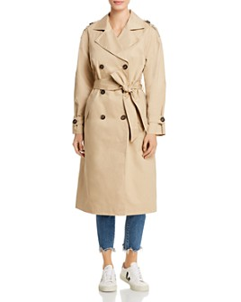 Vero Moda - Hamborg Long Trench Coat