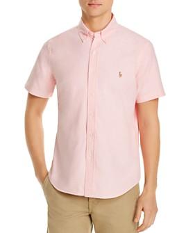 Polo Ralph Lauren - Classic Fit Short-Sleeve Oxford Shirt