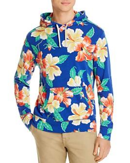 Polo Ralph Lauren - Floral Hooded Sweatshirt