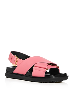 Marni Women\\\'s Fussbett Slingback Sandals
