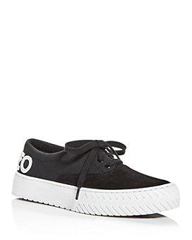 Kenzo - Women's Low-Top Platform Sneakers