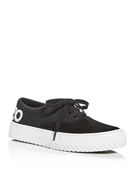 Kenzo - Women's Low-Top Platform Sneakers