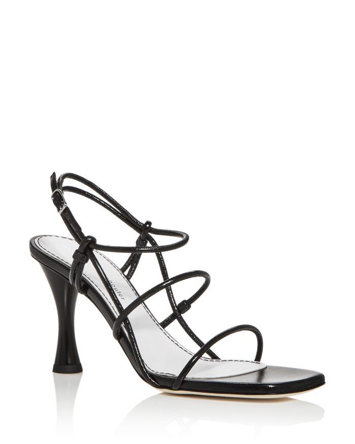Proenza Schouler Women's Kid Strappy High-Heel Sandals     Bloomingdale's