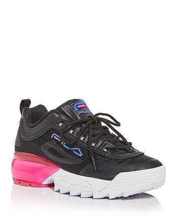 FILA - Women's Disruptor 2A Low-Top Sneakers