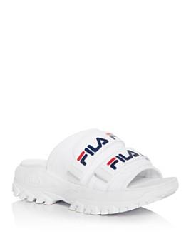 FILA - Women's Outdoor Slide Sandals