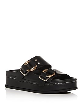 3.1 Phillip Lim - Women's Freida Platform Slide Sandals